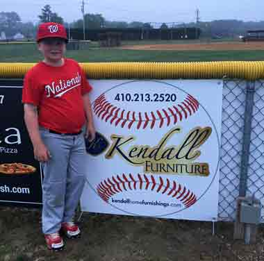 Supporting Berlin Little League