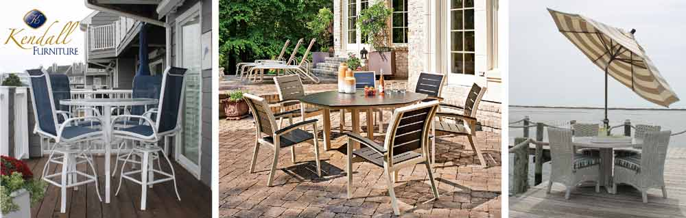 Patio Table and chair options