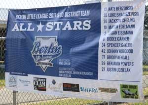 Berlin LL All Stars Banner